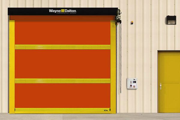 high speed commercial doors, portland oregon