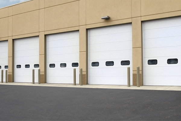 insulated commercial doors, portland oregon