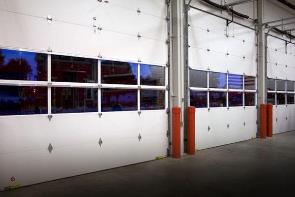 sectional overhead commercial doors, portland oregon