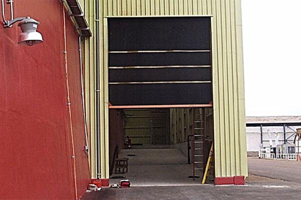 commercial rubber doors, portland oregon