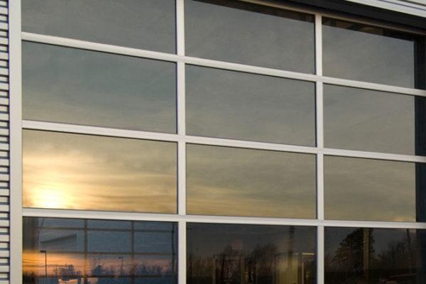 glass commercial doors, portland oregon