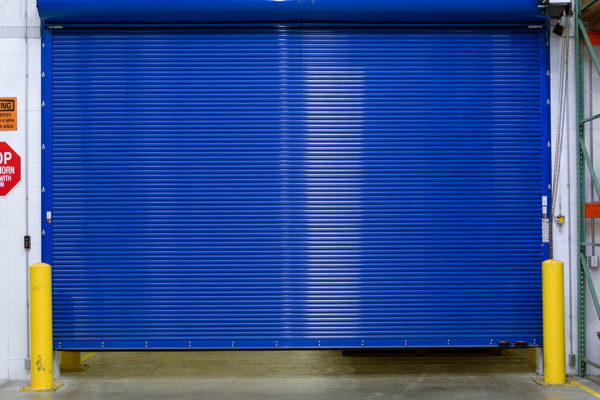fire-rated roll-up doors